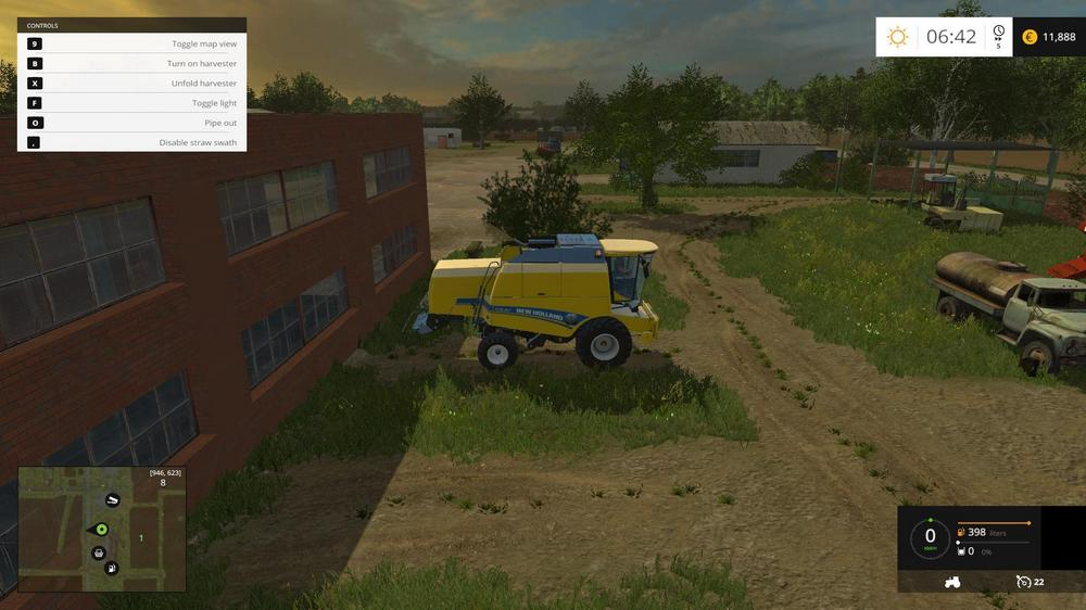 бесплатно farming simulator 2015 моды карты