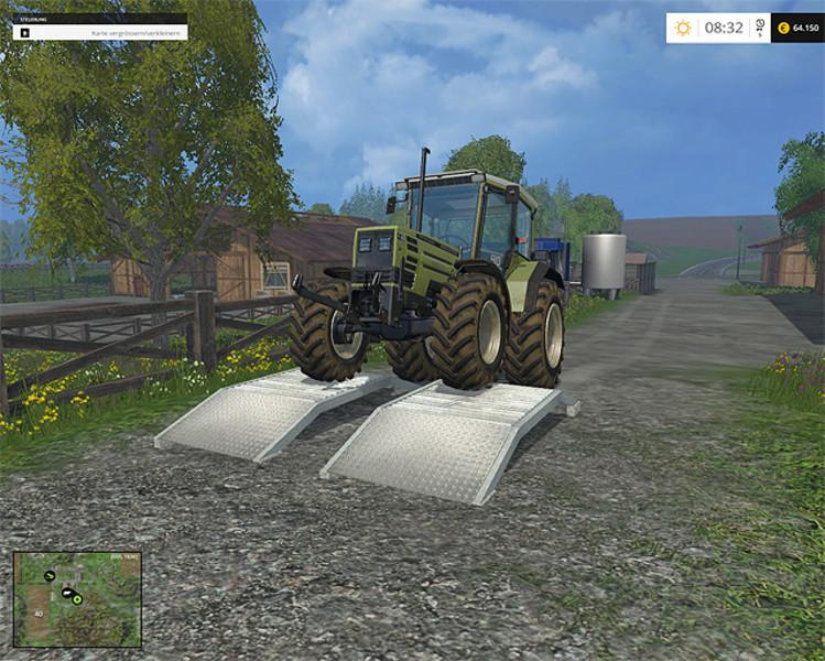 Объекты для карт для Статический объект для Farming Simulator 2015