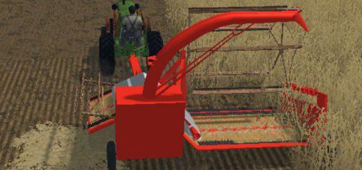 С/Х инвентарь для Прицепная жатка для Farming Simulator 2015