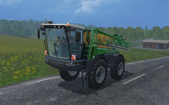 Техника для удобрений для Мод опрыскиватель удобрений Amazone Pantera для Farming Simulator 2015