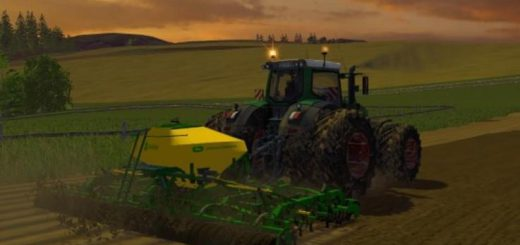 С/Х инвентарь для Дисковая борона для Farming Simulator 2015