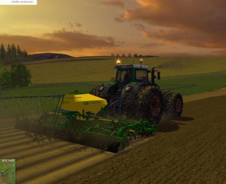 С/Х инвентарь для Дисковая борона для Farming Simulator 2015
