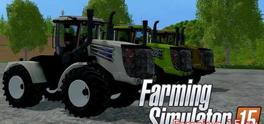 Русская техника для Мод трактор Кировец 9450 для Farming Simulator 2015