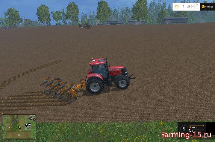 Плуги для Плуг «Moro RAPTOR PNT 20A» для Farming Simulator 2015