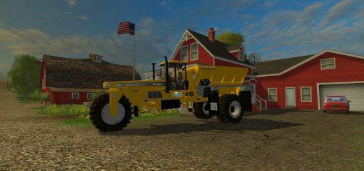 Техника для удобрений для Мод разбрасыватель удобрений для Farming Simulator 2015
