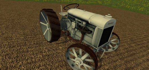 Тракторы для Мод трактор «FORDSON» для Farming Simulator 2015