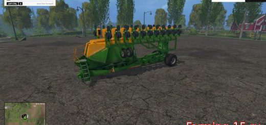 С/Х инвентарь для Мод широкая сеялка для Farming Simulator 2015