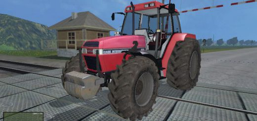 Тракторы для Мод трактор Case 5130 для Farming Simulator 2015