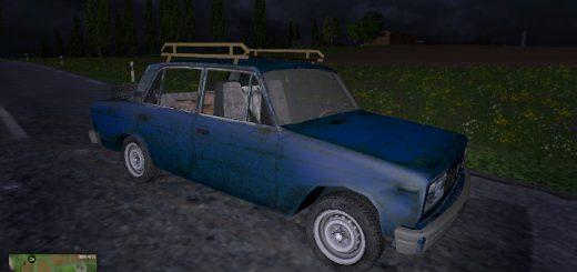 Русская техника для Мод ВАЗ 2105 для Farming Simulator 2015