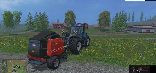 Тюкопрессы для Тюкопресс «Kuhn VB 2190» для Фермер Симулятора 2015