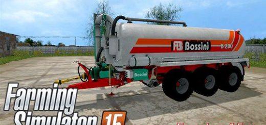 Цистерны для Бочка для внесения жидкого навоза для Farming Simulator 2015