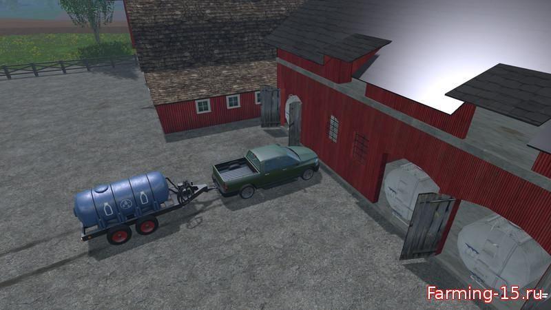 Карты для Карта «Westbridge Hills» v3.4 final fix для Farming Simulator 2015