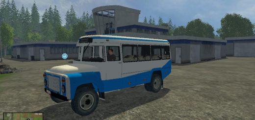 Другие моды для Мод автобус КАвЗ-685 для Farming Simulator 2015