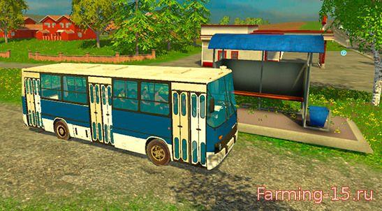 Другие моды для Миссия водитель автобуса v2.0 Fixed для Farming Simulator 2015