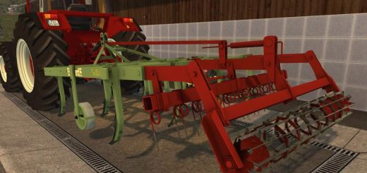 С/Х инвентарь для Культиватор «Eberhardt Gazelle 750» для Farming Simulator 2015