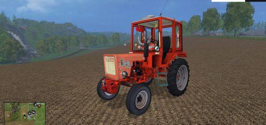 Русская техника для Мод трактор Т-25А для Farming Simulator 2015