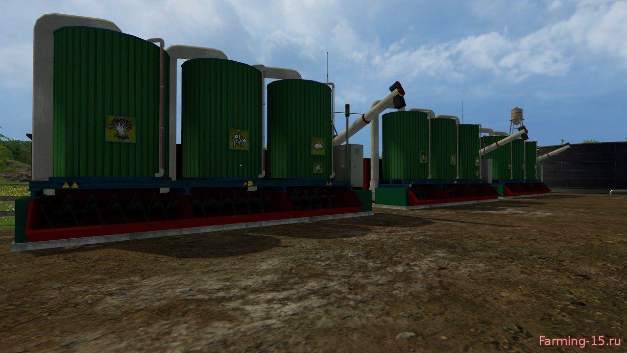 Другие моды для Мо Станция для смешивания корма для Farming Simulator 2015