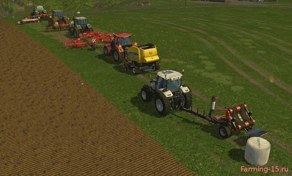 Другие моды для Мод следуй за мной для Farming Simulator 2015