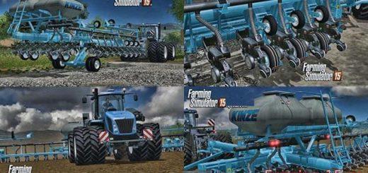 С/Х инвентарь для Мод сеялка для кукурузы и сахарной свеклы для Farming Simulator 2015