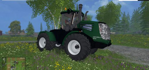 Русская техника для Мод трактор «Кировец К-9450» для Farming Simulator 2015
