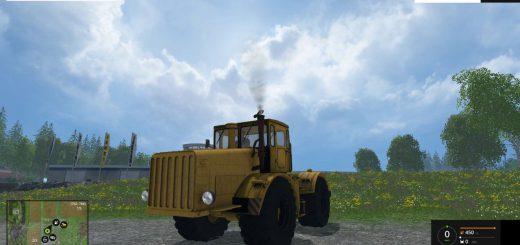Русская техника для Мод трактор Кировец К-700 для Farming Simulator 2015
