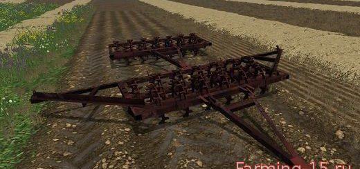 С/Х инвентарь для Мод для удобрения почвы ККШ-6 для Farming Simulator 2015