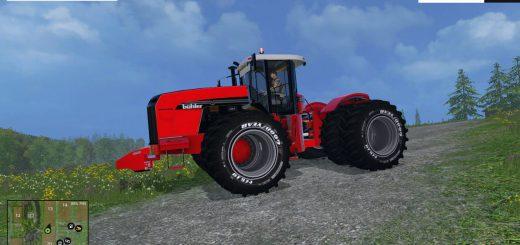 Тракторы для Мод трактор VERSATILE 535 для Farming Simulator 2015
