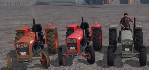 Тракторы для Мод-пак тракторов Kramer KL 600 для Farming Simulator 2015