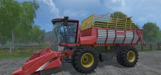 Косилки для Мод комбайн CaseIH Mower L32000 для Farming Simulator 2015