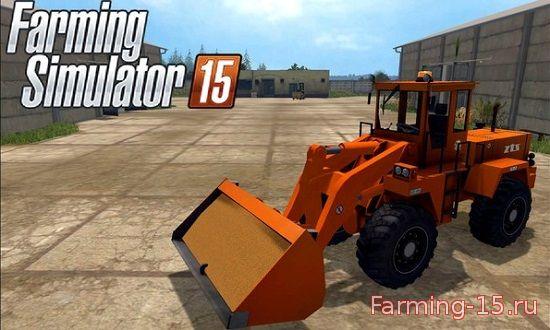 Погрузчики для Мод погрузчик UNK-320 для Farming Simulator 2015