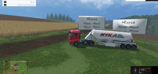 Цистерны для Мод прицеп – цистерна для Farming Simulator 2015