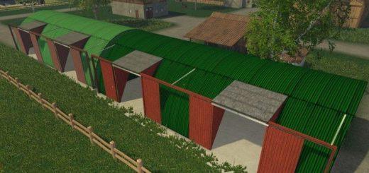Объекты для карт для Мод покупаемые гаражи для Farming Simulator 2015