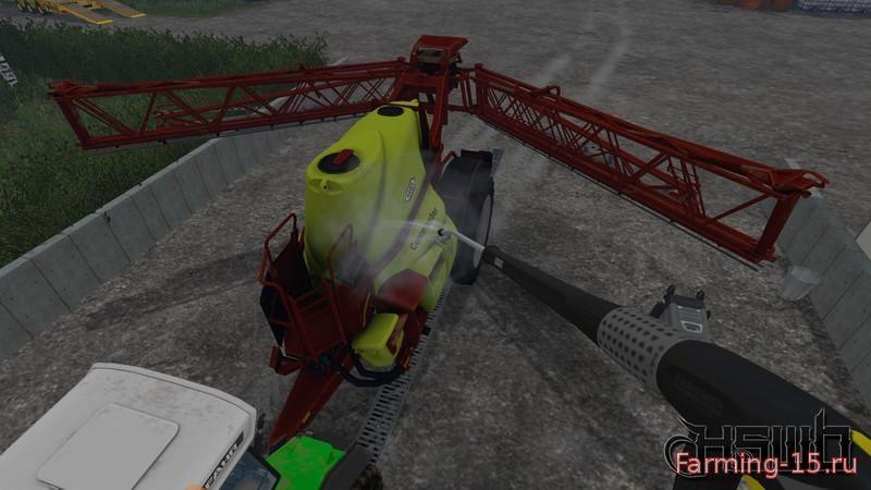 С/Х инвентарь для Мод прицепной опрыскиватель для Farming Simulator 2015