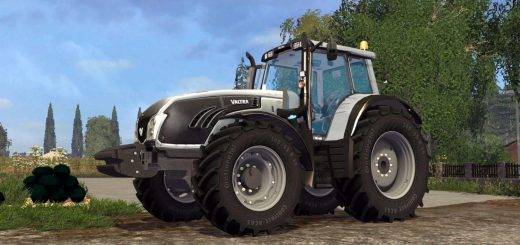 Тракторы для Мод трактор Valtra T163 для Farming Simulator 2015