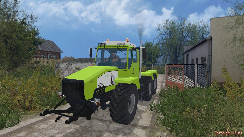 Русская техника для Мод трактор HTA 300-03 Слобожанец для Farming Simulator 2015