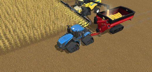 Прицепы для Мод прицеп Brent Avalanche 1596 для Farming Simulator 2015