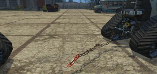 С/Х инвентарь для Мод буксировочная цепь для Farming Simulator 2015
