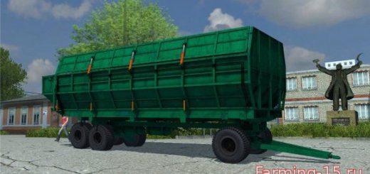 Русская техника для Мод прицепы ПС-60 для Farming Simulator 2015