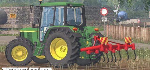 С/Х инвентарь для Мод навесной культиватор «Garda 2.5m» для Farming Simulator 2015