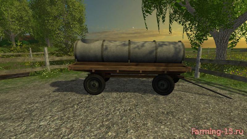 Цистерны для Мод цистерна для перевозки воды для Farming Simulator 2015