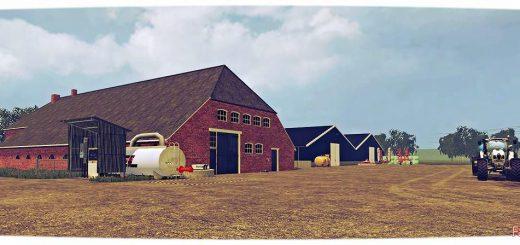 Карты для Мод-пак+карта Nederland для Farming Simulator 2015