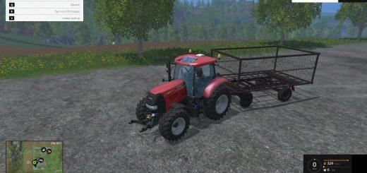 Прицепы для Мод прицеп ПТС для Farming Simulator 2015