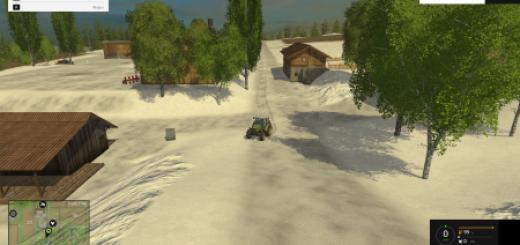 Карты для Скачать мод зима для Farming Simulator 2015