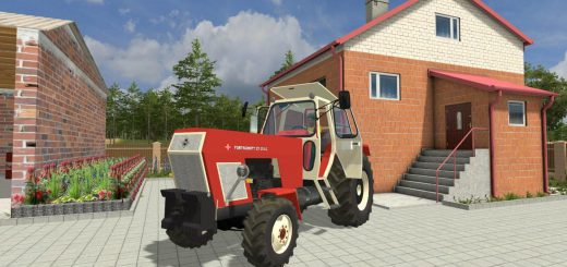 Тракторы для Мод трактор Fortschritt ZT 303 C v1.0 для Farming Simulator 2015
