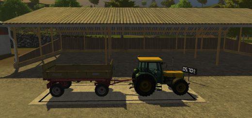 Другие моды для Мод покупаемые весы для Farming Simulator 2015
