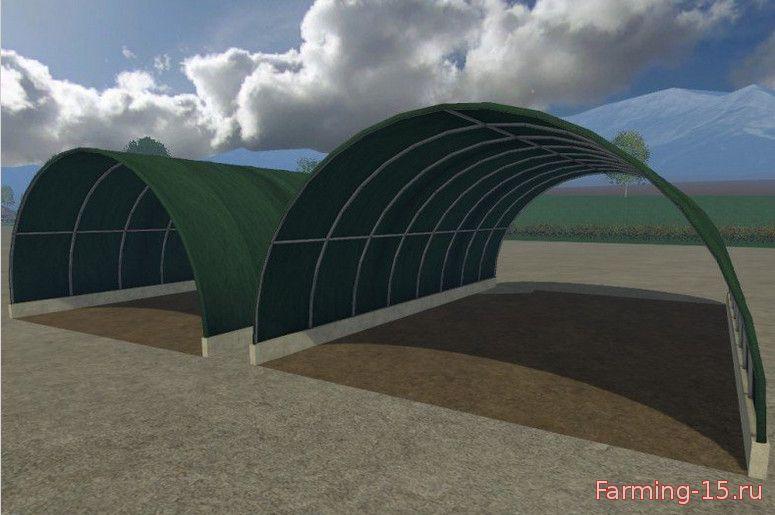 Объекты для карт для Мод покупаемые хранилища для Farming Simulator 2015