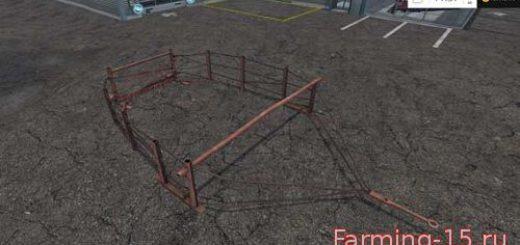 С/Х инвентарь для Скачать мод волокуша для Farming Simulator 2015