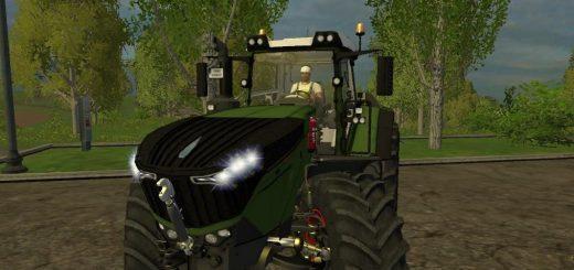 Тракторы для Мод трактор Fendt Vario 1000 v2.0 для Farming Simulator 2015