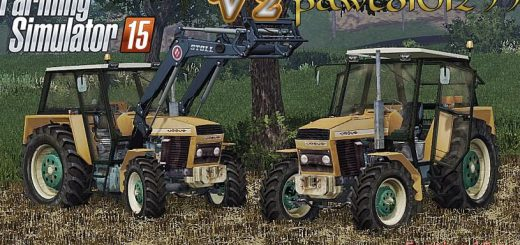 Тракторы для Мод трактор Ursus 914 V2 для Farming Simulator 2015