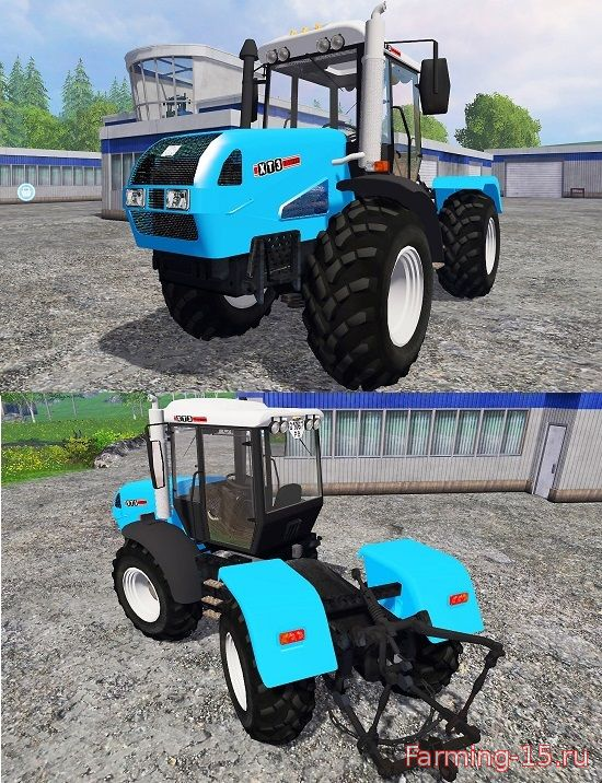 Русская техника для Мод трактор ХТЗ 17222 для Farming Simulator 2015